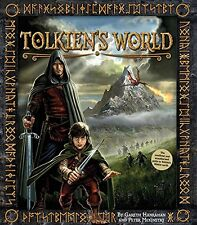 GARETH HANRAHAN - Tolkien's World: A Guide to the Peoples ** Like New - Mint **