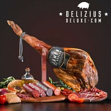 CURED SPANISH HAM LEG CELAR (6 Kg) - JAMON SERRANO BODEGA ; 4 OPTIONS AVAILABLE