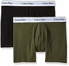 Calvin Klein Men's Underwear 2 Pack Modern Cotton Stretch Boxer Briefs