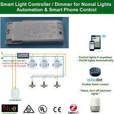 Smart Home Automation light controller / Dimmer Switch for normal lights