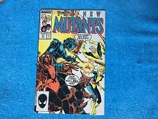 The New Mutants #53 (Jul 1987, Marvel) Direct edition 😺