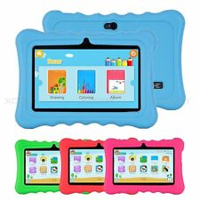 XGODY 7'' Google Android Kids Tablet 8GB Quad Core WiFi for Child Children Gift