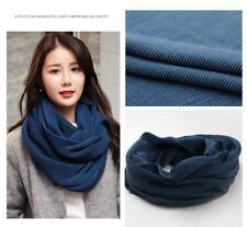 Women New Fashion Collar Winter Style Wool Material Neck Scarf