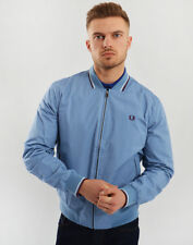 Fred Perry Twin Tipped Bomber Jacket Clay