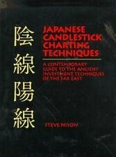 STEVE NISON - Japanese Candlestick Charting ** Very Good Condition **