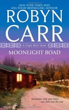 ROBYN CARR - Moonlight Road (A Virgin River Novel) - ** Very Good Condition **
