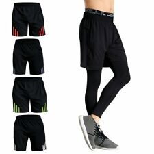 Men Sport Athletic Basketball Shorts Fitness Training Running Casual Gym Pants