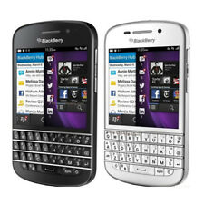 BlackBerry Q10 16GB Unlocked 8MP GPS Smartphone Mobile Phone Excellent condition