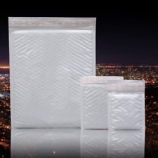 Wholesale Lot 10Pcs Poly Bubble Mailers Padded Envelopes Shipping Bags Self Seal