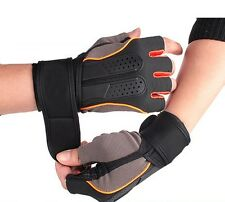Tactical Sports Fitness Weight Lifting Gym Gloves Training Fitness Bodybuilding