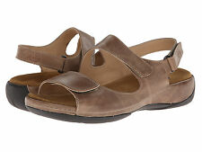 Wolky Womens LIANA Beach Cartago Leather Strappy Sandals 315914