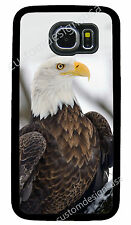 AMERICAN BALD EAGLE PHONE CASE COVER FOR SAMSUNG NOTE & GALAXY S4 S5 S6 S7 S8 S9
