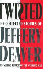 JEFFERY DEAVER - Twisted: The Collected Stories of ** Like New - Mint **