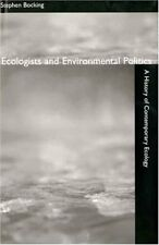 STEPHEN BOCKING - Ecologists and Environmental Politics: ** Like New - Mint **