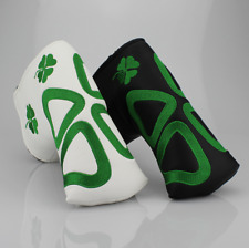 Clover Blade Putter Cover Headcover For Scotty Cameron Taylormade Odyssey Ping