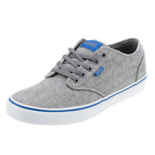 Vans Mens Atwood Shoes in Blue