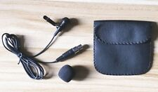 """Professional Lavalier Microphone for Wireless Mic System XLR mini 3Pin 4Pin 1/8"""""""