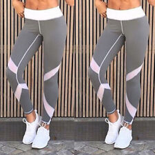 Women' s Gym Jogging Exercise Sports Yoga Pants Leggings Trousers Long Training