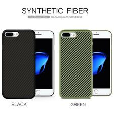 Nillkin Synthetic Carbon Fiber Hard Back Case For iPhone Samsung Huawei LOT AU