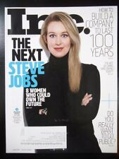 Inc. Magazine 2015 Oct THE NEXT STEVE JOBS: 8 WOMEN WHO COULD OWN THE FUTURE