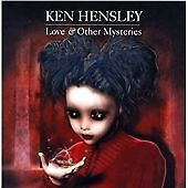 Ken Hensley - Love & Other Mysteries CD (2012) *New* Fast UK Ship