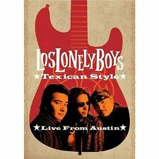 Los Lonely Boys - Texican Style: Live From Austin (DVD, 2004)
