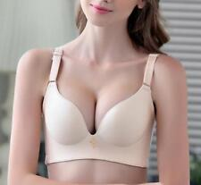 New!!! Womens 3/4 Cup Wire Free Detachable Straps Adjustable Bra 34 36 38 40 A B