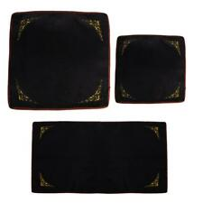 Soft Velvet Jewelry Tool Display Counter Ring Bangle Necklace Display Pads Tray