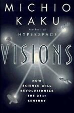 Visions by Kaku Michio Science Book Hyperspace