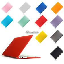 """New Good Crystal Hard Shell Case Cover For Mac Book Pro 15"""" 11 Colors BF9"""