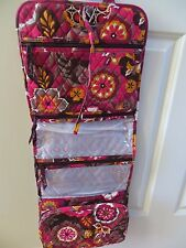 Vera Bradley Jewelry Cosmetic Travel Hanging Organizer- NWT!
