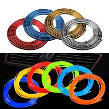 5M/16ft Electroplating Trim Car Interior Exterior Moulding Strip Decorative Line