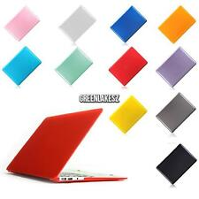 """New Good Crystal Hard Shell Case Cover For Mac Book Pro 15"""" 11 Colors GRLN"""