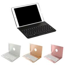 """7Colors Backlit Wireless Bluetooth Keyboard Case for iPad pro 10.5"""" Tablet"""