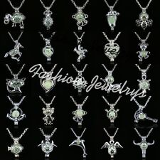 Lots Various 73-Types Women Luminous Pendant Necklace Long Chain Jewelry Gift