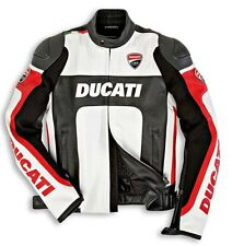 Ducati Dainese Corse Leather Jacket Leather Jacket REDUCED %% NEW