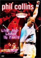 Phil Collins - Live And Loose In Paris - DVD - Color Full Screen Ntsc - **BRAND
