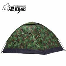 4 people camping Tent Portable Single Layer carpas 4 Person outdoor Waterproof B