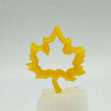 "Maple Leaf Cookie Cutter, 2""/3""/4""/5"" Size, 1"" Deep"