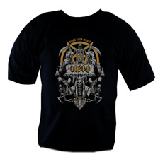 NCM l t-shirt Moto Rock Metal Festival Official Merchandise  from S to XL