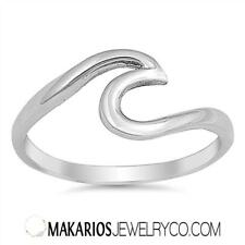 wave ring sterling silver, wave ring, ocean wave ring,wave ring jewelry, rings