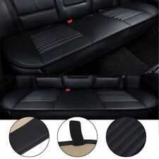 Breathable PU Leather Bamboo Car Rear Seat Cover Pad Mat for Auto Chair Cushion
