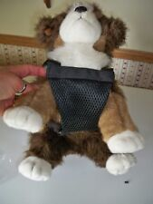 Anti-Pull Breathable Mesh Puppy Dog Harness Vest Safety No Pull Control Straps M