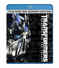 *NEW* Transformers: Revenge of the Fallen - Big Screen (Blu-ray) w/ Slipcover