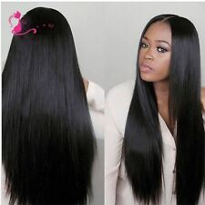 Non Remy Brazilian Hair Extensions Straight Hair Weave Virgin Hair Extensions