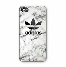 Adidas Blue Marble Custom Print Hard Plastic Case For iPhone 5s 6 6s 7 8 (Plus)
