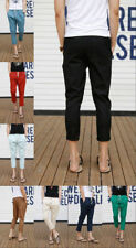 Men Casual Jogger Dance Sportwear Baggy Harem Pants Slacks Trousers Sweatpants d