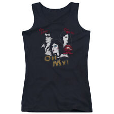 ROCKY HORROR PICTURE SHOW OH 3 Licensed Junior Women's Graphic Tank Top SM-2XL