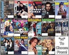 Collectable Entertainment Weekly Magazines May-September 2017 Archives