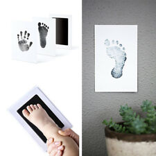 Baby Clean Inkless Touch Ink Pad Safe Non-Toxic Footprint Handprint Ink Pads